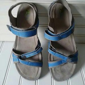 ZiBu Sandals Size 7 1/2 M